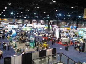 WEFTEC Exhibition Floor
